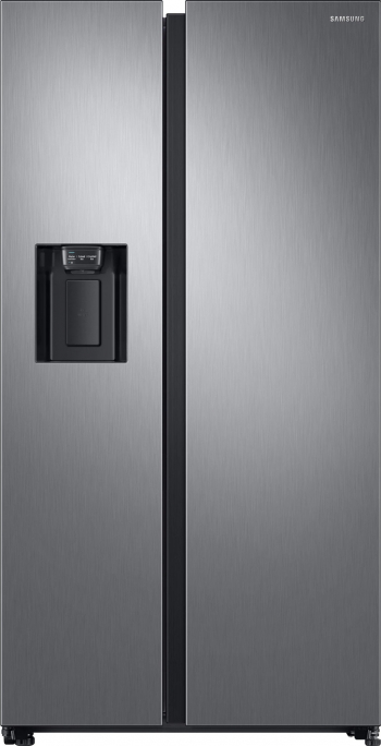 Side by side Samsung RS68N8321S9/EF 617l Clasa A++ Full No Frost Display Dispenser H 178cm Inox Frigidere Side By Side