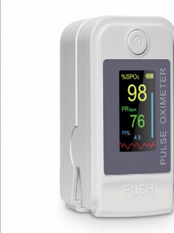 Pulsoximetru cu ecran LED color 6 informatii afisate simultan ZM-700