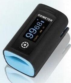 Pulsoximetru de deget Pulsoximetre