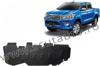Scut auto metalic rezervor Toyota Hilux / toate motorizarile / 2016- Scuturi auto
