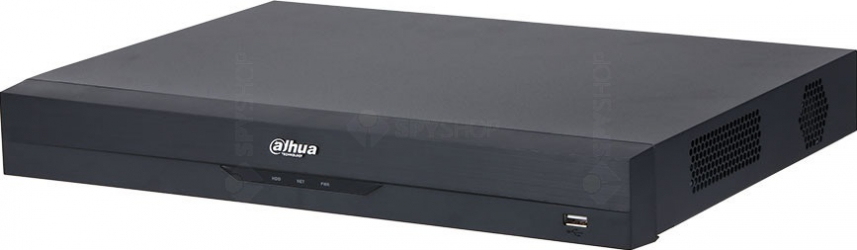 DVR Dahua - XVR5216A-4KL-I2 AI WizSense 16 canale 4K-N/5MP Pentabrid HDCVI/AHD/TVI/CVBS/IP 2xHDD