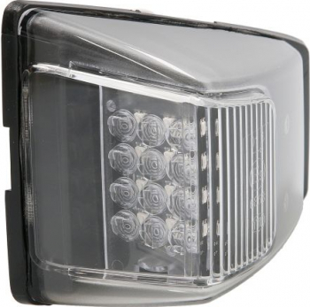 Lampa Semnalizator partea dreapta culoare sticla transparent LED cu 2 pini cu fire VOLVO FM dupa 2012
