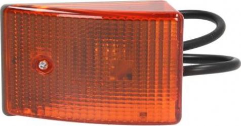 Lampa Semnalizator partea stanga culoare sticla portocaliu P21W MERCEDES ACTROS ACTROS MP2 / MP3 dupa 1996