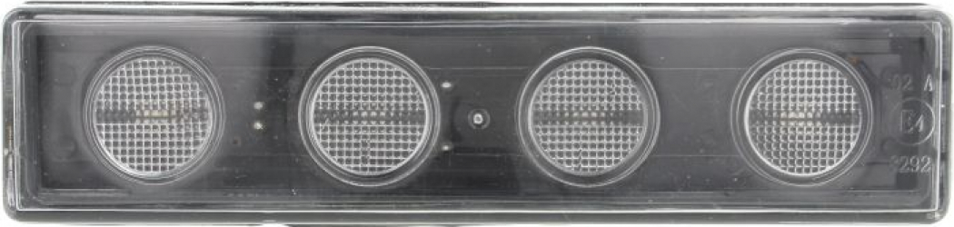 Lumini marcaj spate stanga/dreapta portocaliu LED 12/24V SCANIA P G R T dupa 2003