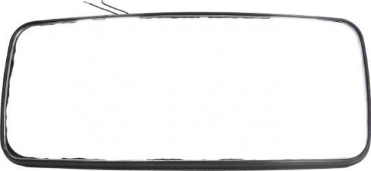 Oglinda exterioara MERCEDES ATEGO09/97-AXOR 03/01- 380x170mm incalzita Elemente caroserie