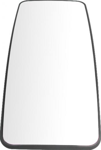 Sticla oglinda incalzita 24V MERCEDES ACTROS 433x188mm Elemente caroserie