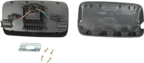 Oglinda dreapta MAN TGA / TGL / TGM 399X207 24V cu reglaj electric