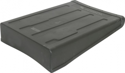 Aripa fata plastic Semi-trailer