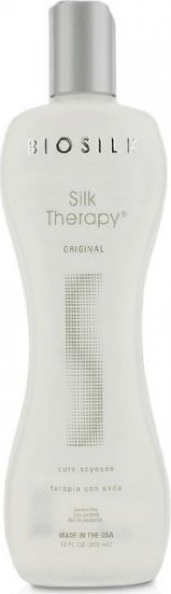 Biosilk Balsam pentru par Biosilk Silk Therapy 355ml
