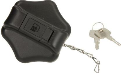 Capac buson rezervor latime 60mm cu chei 2 gheare cu lant IVECO EUROCARGO IV TECTOR dupa 2012 Elemente caroserie