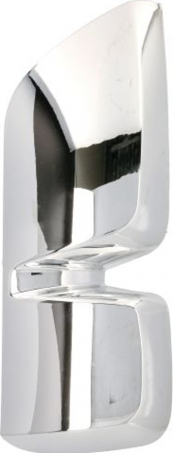 Carcasa oglinda partea stanga cromat MERCEDES ACTROS MP2 / MP3 dupa 2002