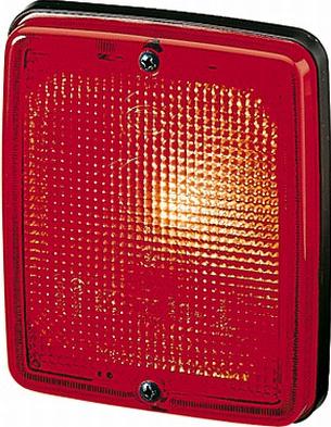 Lampa frana 112x134 Sistem electric