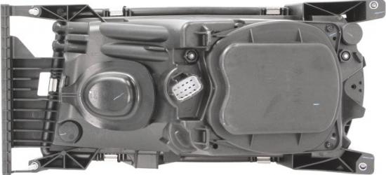 Far dreapta H1/H7 manual crom fara semnalizator SCANIA P G R T dupa 2012
