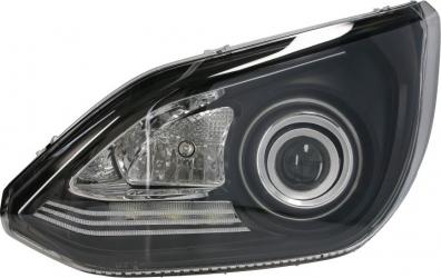 Far stanga Bi-Xenon/H15/LED fundal negru SETRA 500 dupa 2012