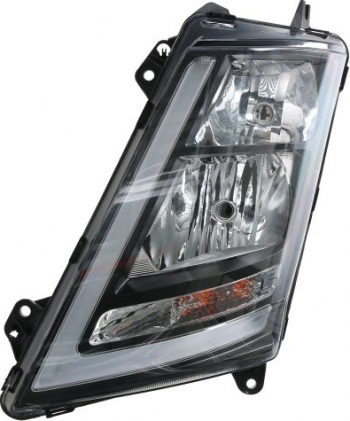 Far stanga H1/H7/LED/PY21W manual fundal negru VOLVO FH II dupa 2012 Sistem iluminat
