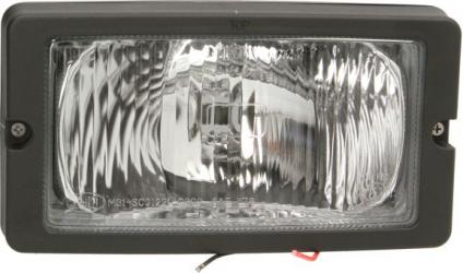 Far universala stanga/dreapta H3 24V alb SCANIA 4 intre 1995-2008 Sistem iluminat