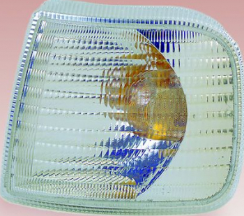 Lampa Semnalizator fata stanga culoare sticla transparent PY21W RVI KERAX MIDLUM PREMIUM dupa 1996 Sistem electric