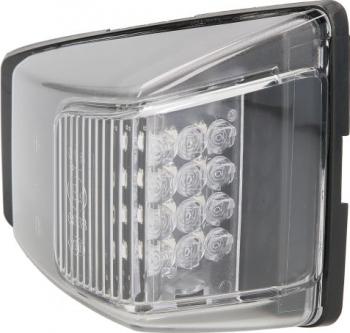 Lampa Semnalizator partea stanga culoare sticla transparent LED cu 2 pini cu fire VOLVO FM dupa 2012 Sistem electric