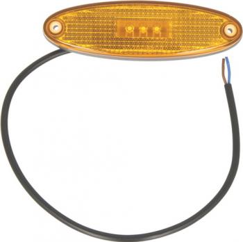 Lumina delimitare LED inaltime 45 latime 150 adancime 21 lungime cablu 500 24V Sistem electric