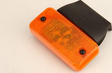 Lumini marcaj spate stanga/dreapta portocaliu LED 12/24V