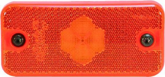 Lumini marcaj spate stanga/dreapta portocaliu LED inaltime 50 latime 110 put-in 12/24V