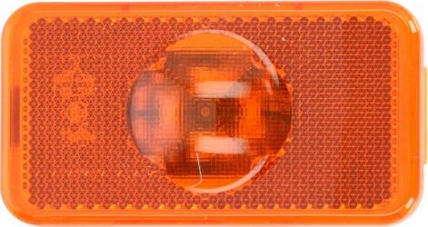 Lumini marcaj spate stanga/dreapta portocaliu LED inaltime 54 latime 102 24V ADR