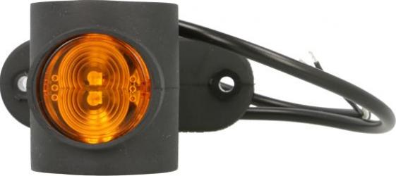 Lumini marcaj spate stanga/dreapta portocaliu/rosu/alb LED inaltime 100 latime 55 adancime 117 5 suprafata lungime furtun 500 brat lung