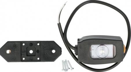 Lumini marcaj spate stanga/dreapta portocaliu/rosu/alb LED suprafata lungime furtun 450 12/24V