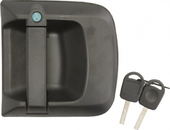 pret preturi Maner usa dreapta exterior cu chei cu incuietoare negru MAN TGA TGL TGM TGS TGX dupa 2000
