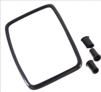 Oglinda 24V incalzita 410x205mm universala 15-22mm Elemente caroserie