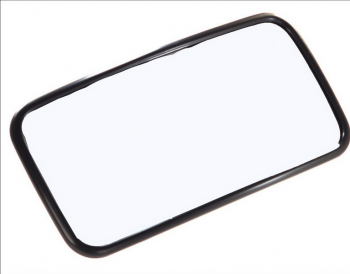 Oglinda 24V incalzita extern MAN F/M90 377x189mm Elemente caroserie