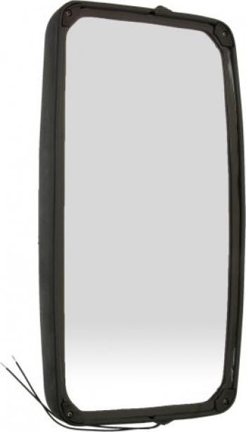 Oglinda exterioara incalzita 24V DAF 75 85 95 VOLVO F FL 87- 392x205mm Elemente caroserie