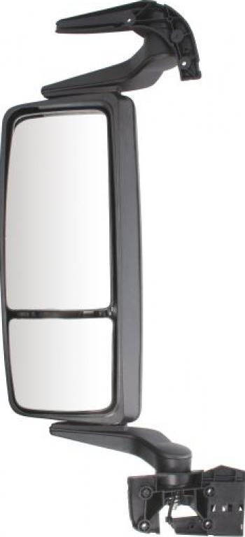 Oglinda stanga manual dubla MAN TGS TGX dupa 2007 Elemente caroserie