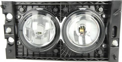 Proiector ceata dreapta H3 DAF XF 105 dupa 2006 Elemente caroserie