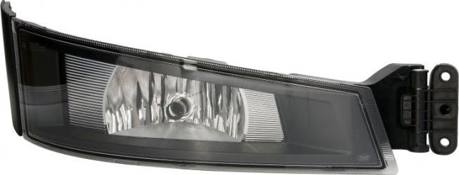 Proiector ceata dreapta H7 negru 24V VOLVO FH II dupa 2012 Elemente caroserie