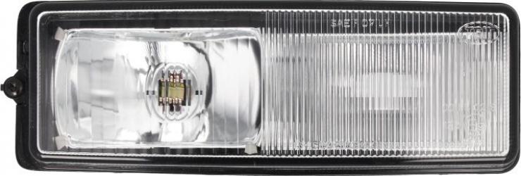 Proiector ceata stanga H1/H3 DAF CF 65 CF 75 CF 85 LF 45 LF 55 XF 95 dupa 2002 Elemente caroserie