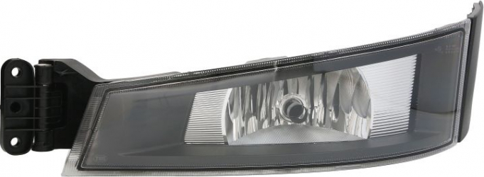 Proiector ceata stanga H7 negru 24V VOLVO FH II dupa 2012