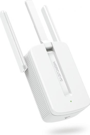 Range extender wireless N 300Mbps 3 antene Mercusys