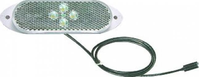 Reflector alb LED 24V AP fire 1500mm
