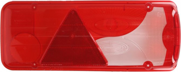 Reflector Lampa spate rosu-alb dreapta LC8T