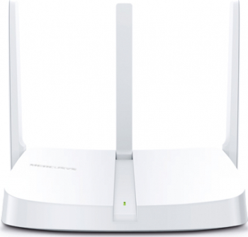 Router wireless N 300Mbps 3 antene fixe Mercusys