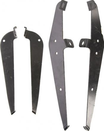 Set montare capac parasolar VOLVO FH dupa 2002 Elemente caroserie