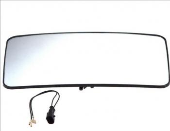 Sticla oglinda 24V incalzita stanga IVECO Euro / 340x200mm Elemente caroserie