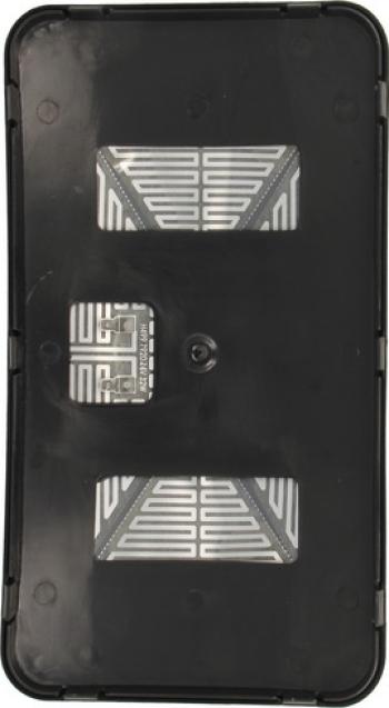 Sticla oglinda 311x171mm incalzita MAN F 2000 L 2000 dupa 1993 Elemente caroserie