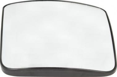 Sticla oglinda exterioara dreapta incalzita 24V 197X181 MAN TGS TGX dupa 2007 Elemente caroserie