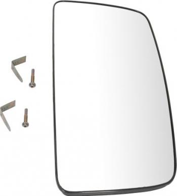 Sticla oglinda exterioara incalzita 200X435 VOLVO FH12 D12D/FM9 dupa 2001