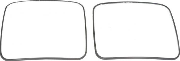 Sticla oglinda exterioara stanga dreapta 175x200 IVECO EUROCARGO EUROSTAR EUROTECH EUROTRAKKER STRALIS dupa 1991 Elemente caroserie