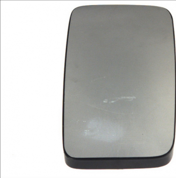 Sticla oglinda exterioara stanga dreapta incalzita 24V 379X176mm MAN TGA TGL TGM Elemente caroserie
