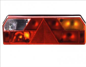 Stop lampa spate dreapta EUROPOINT I triunghi reflector cu fire Sistem electric