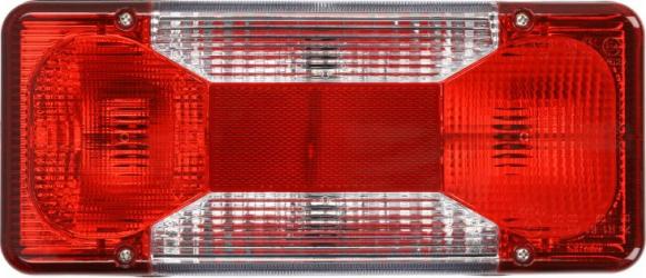 Stop lampa spate stanga 12V 7 pini soclu AMP 1.5 IVECO DAILY IV 2006-2011 Sistem electric
